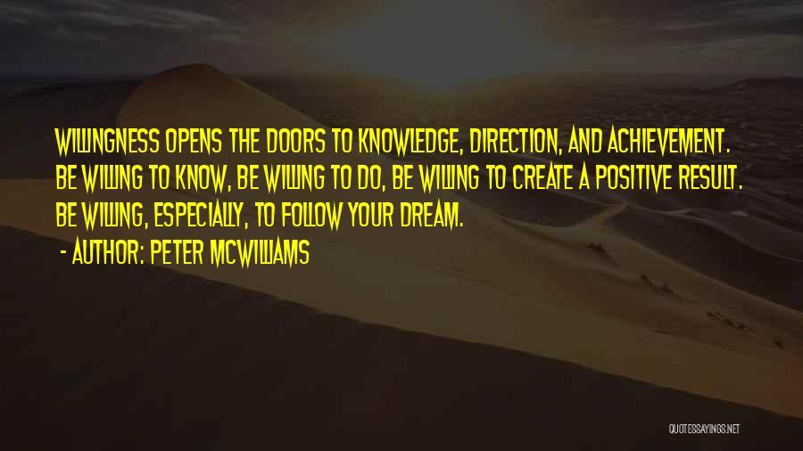 Peter McWilliams Quotes 88181