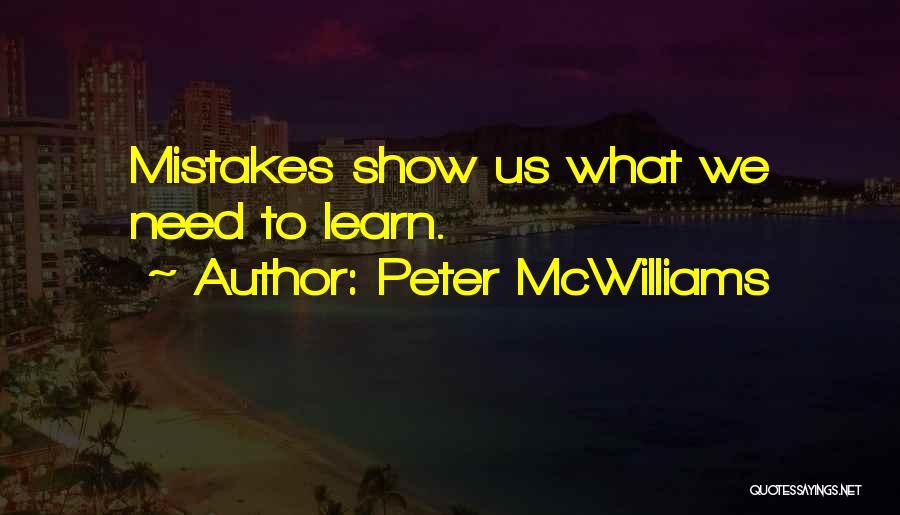 Peter McWilliams Quotes 995027