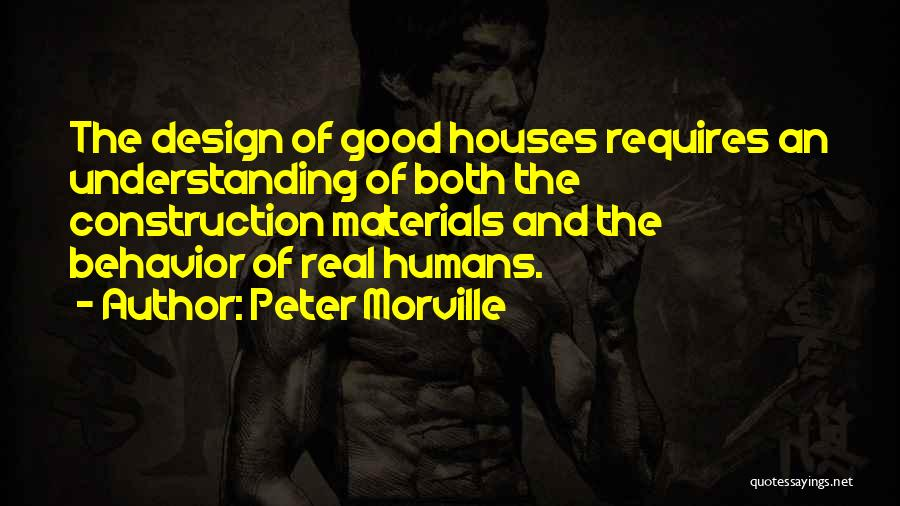 Peter Morville Quotes 1103938