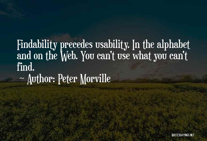 Peter Morville Quotes 1294813