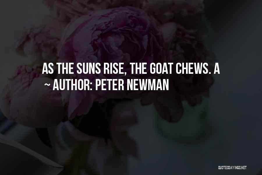 Peter Newman Quotes 2146585