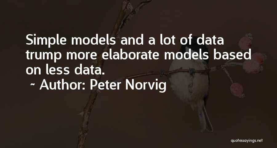 Peter Norvig Quotes 755627