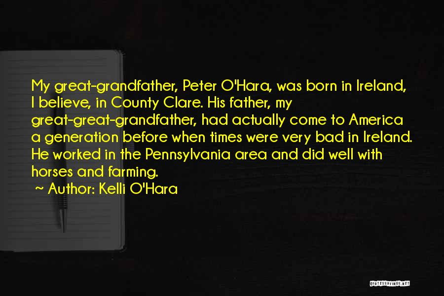 Peter O'sullivan Quotes By Kelli O'Hara