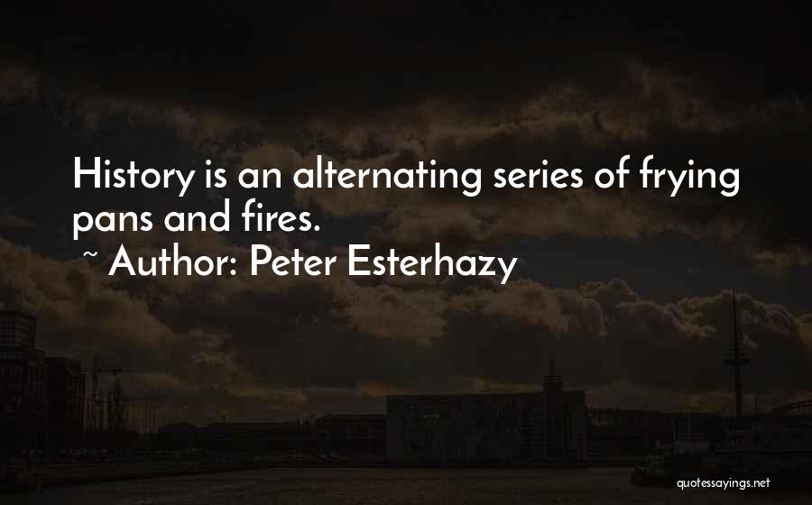 Peter Pans Quotes By Peter Esterhazy