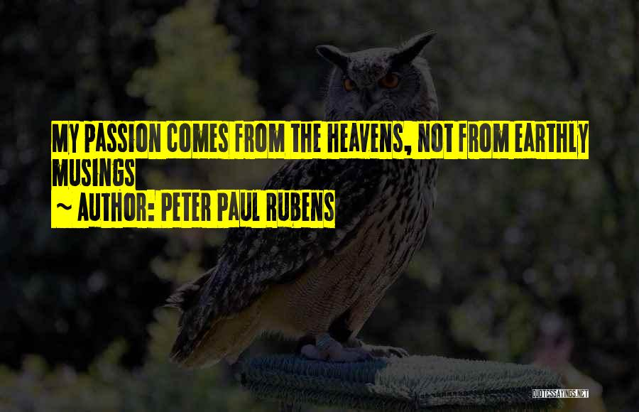 Peter Rubens Quotes By Peter Paul Rubens