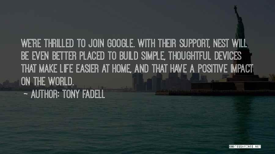 Peter Rubens Quotes By Tony Fadell