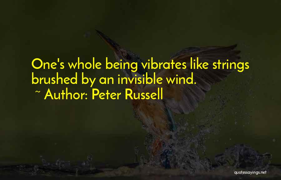 Peter Russell Quotes 1390262