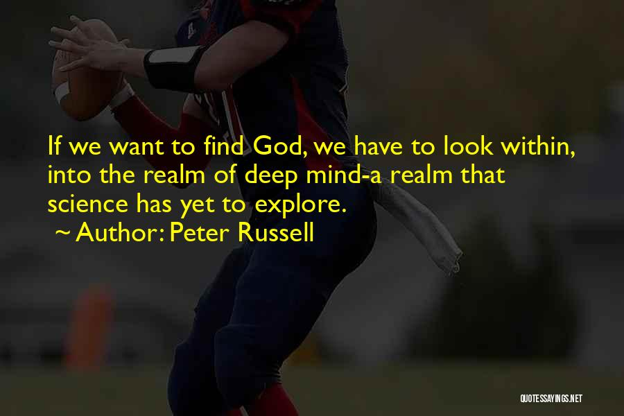 Peter Russell Quotes 310252