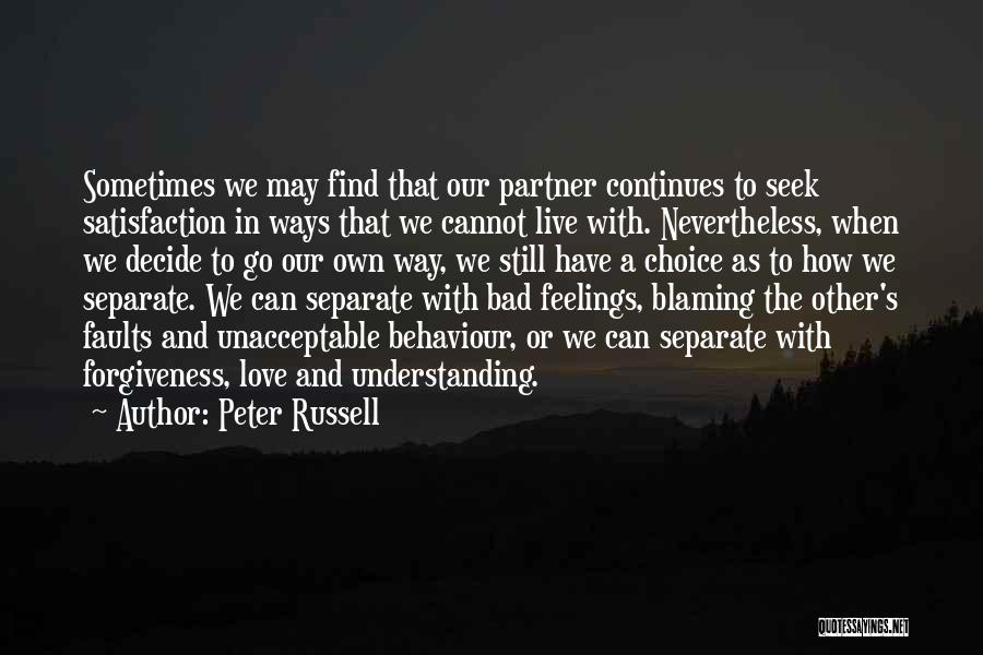 Peter Russell Quotes 595783