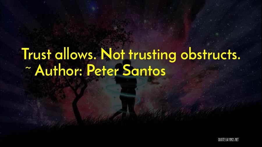 Peter Santos Quotes 1775779