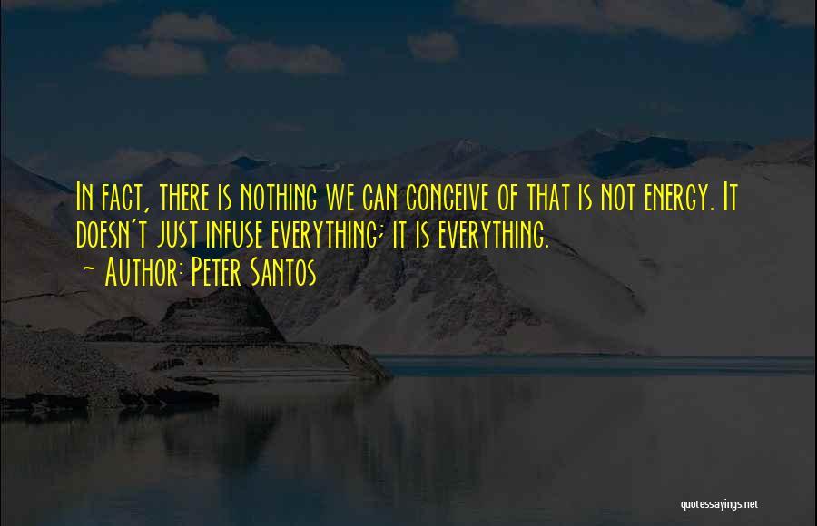 Peter Santos Quotes 1871319
