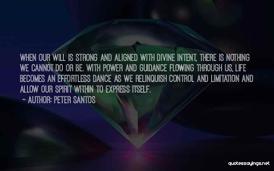 Peter Santos Quotes 1904970