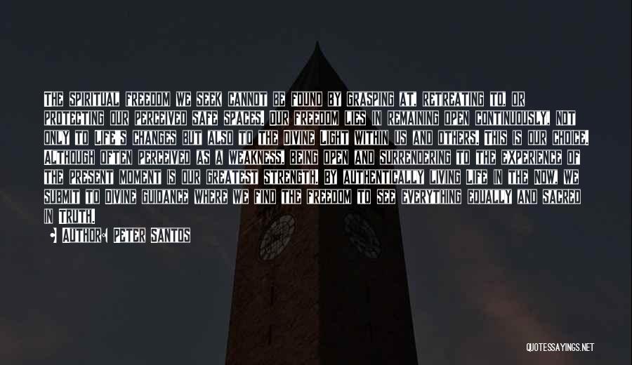 Peter Santos Quotes 572196