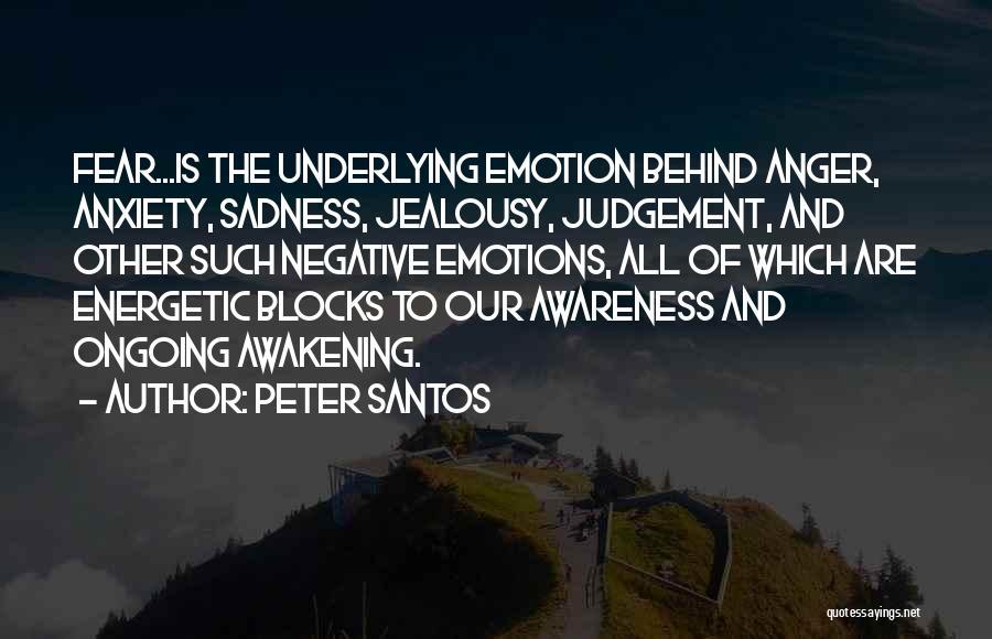 Peter Santos Quotes 596396