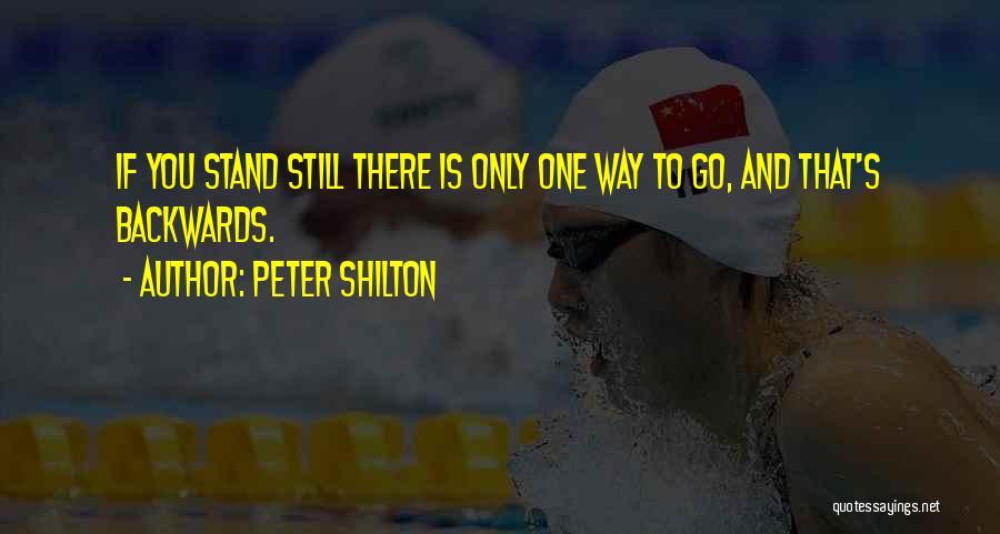Peter Shilton Quotes 1099289