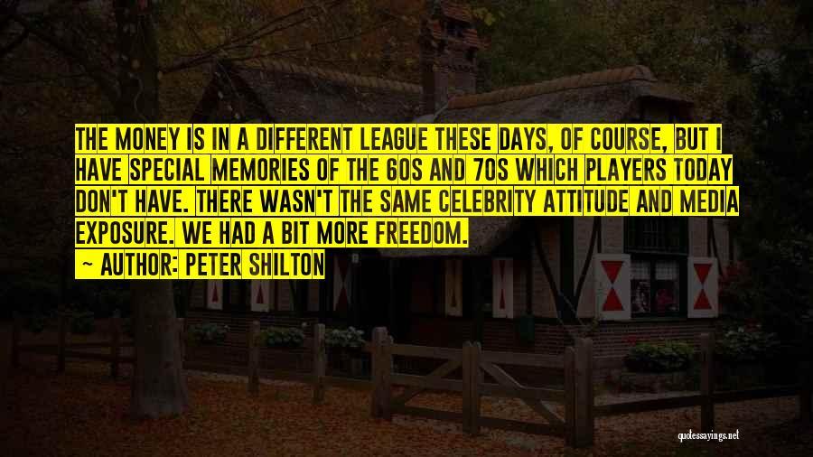 Peter Shilton Quotes 1308753