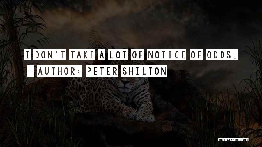 Peter Shilton Quotes 423468