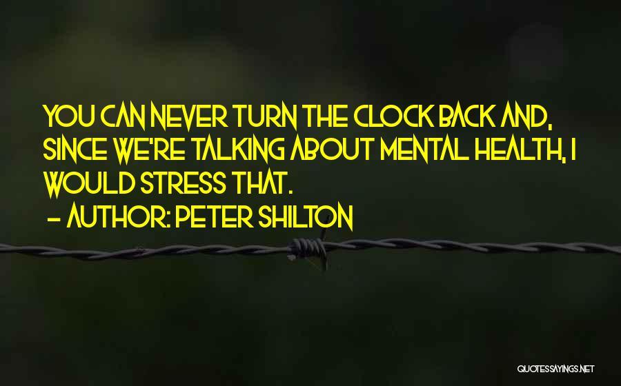 Peter Shilton Quotes 733247