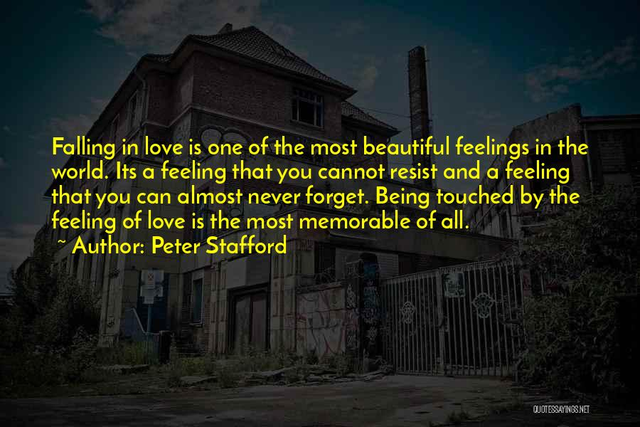 Peter Stafford Quotes 1280207