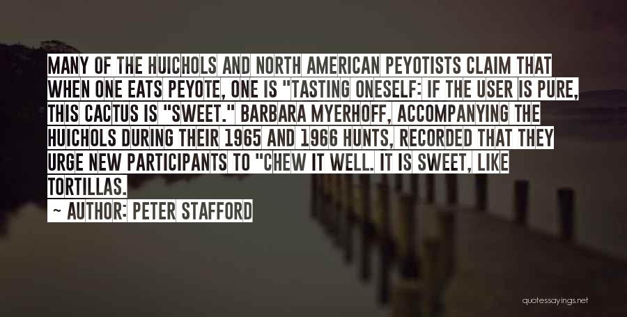 Peter Stafford Quotes 2011648