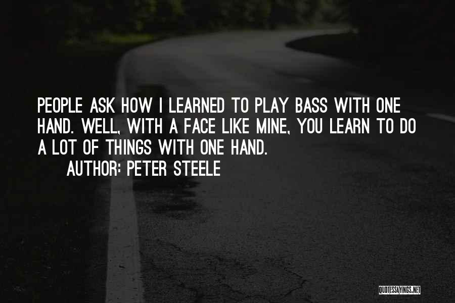 Peter Steele Quotes 1337276