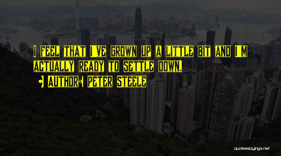 Peter Steele Quotes 1412087