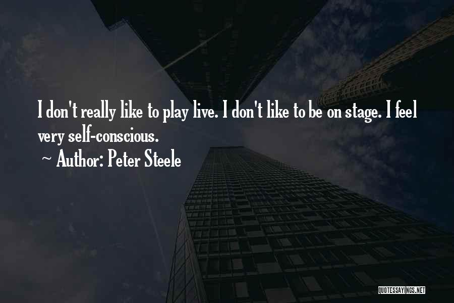 Peter Steele Quotes 1595668
