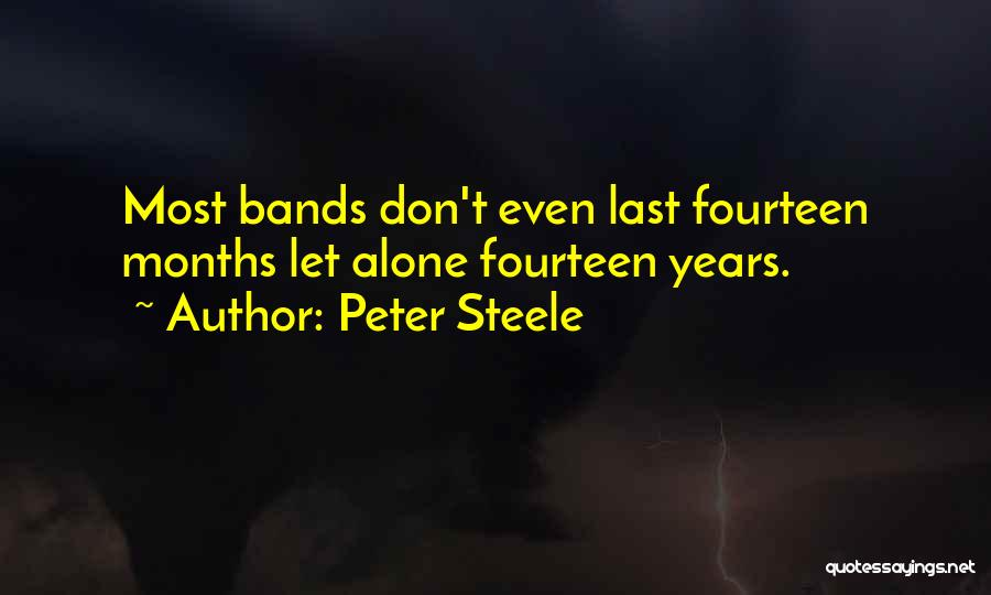 Peter Steele Quotes 261001