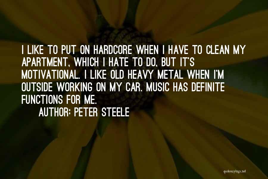 Peter Steele Quotes 634280