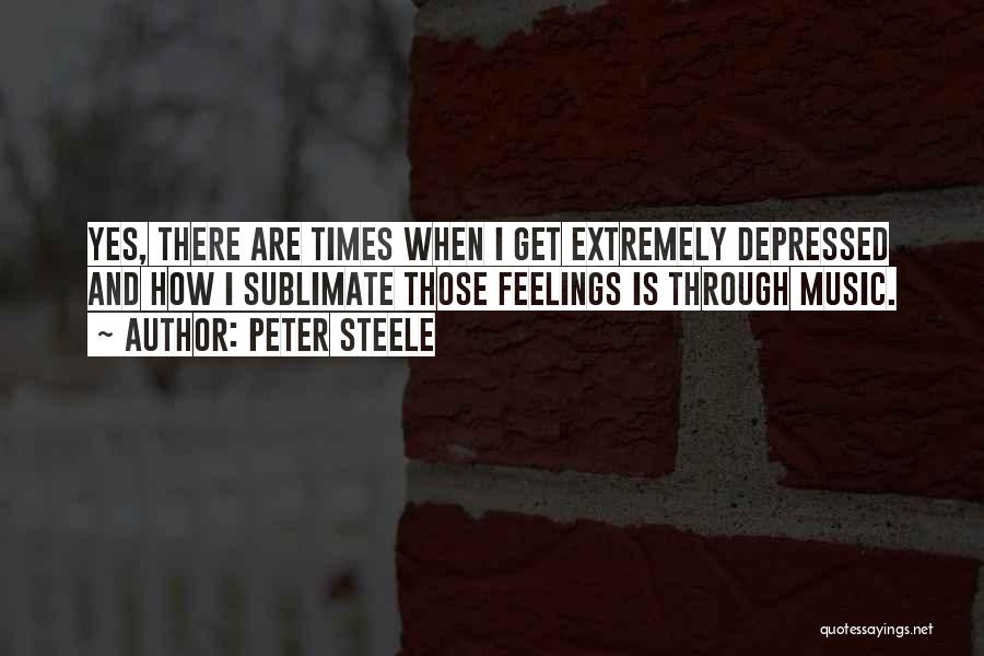 Peter Steele Quotes 869318