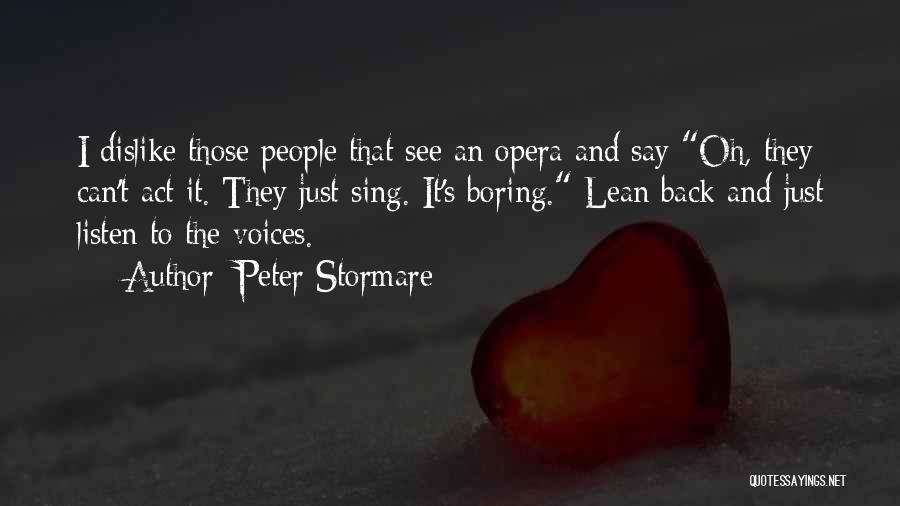Peter Stormare Quotes 335169