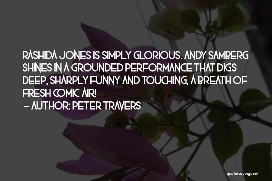 Peter Travers Quotes 1027566