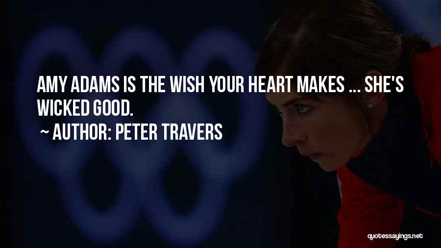 Peter Travers Quotes 1282098