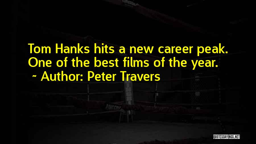Peter Travers Quotes 1466211