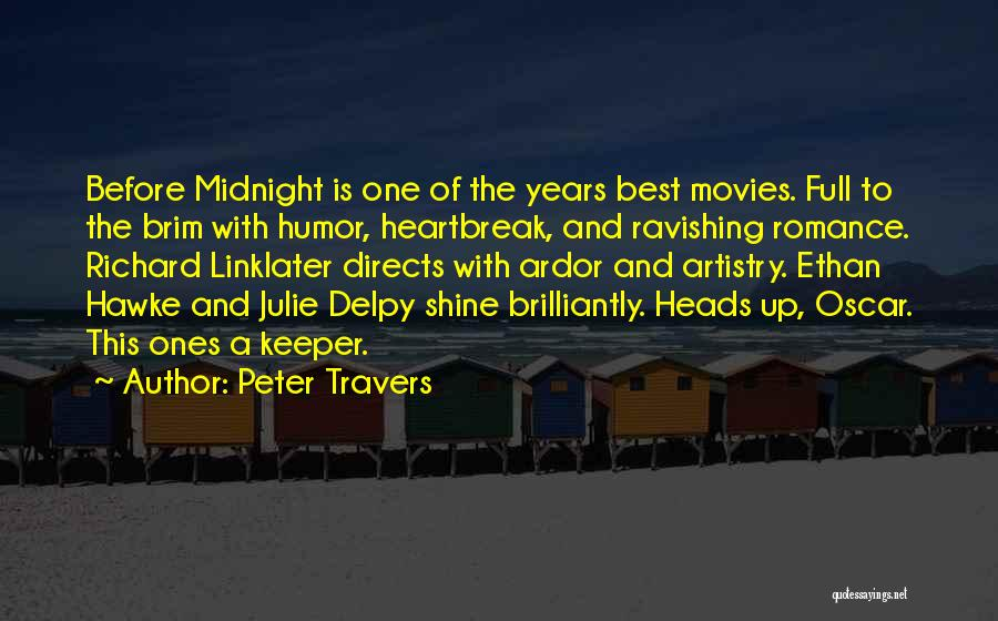 Peter Travers Quotes 2197593