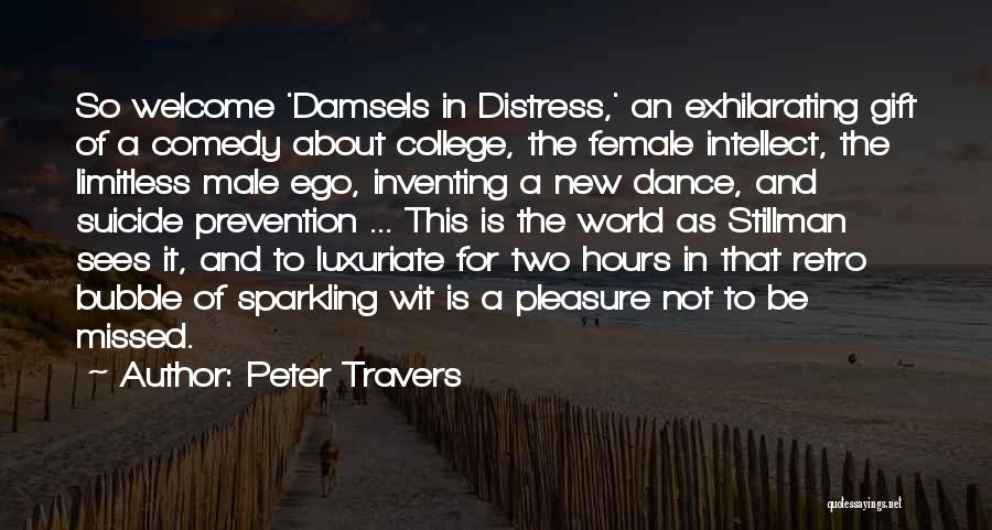 Peter Travers Quotes 91420