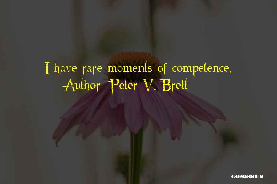 Peter V. Brett Quotes 122210