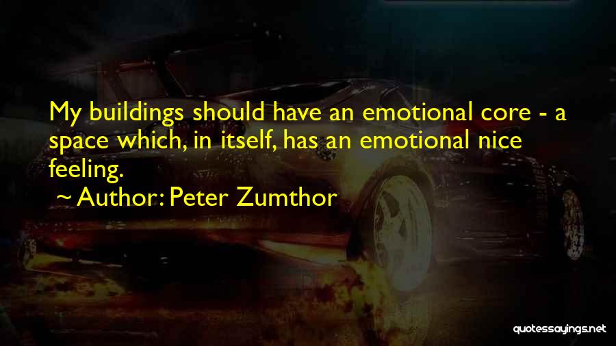 Peter Zumthor Quotes 2059418