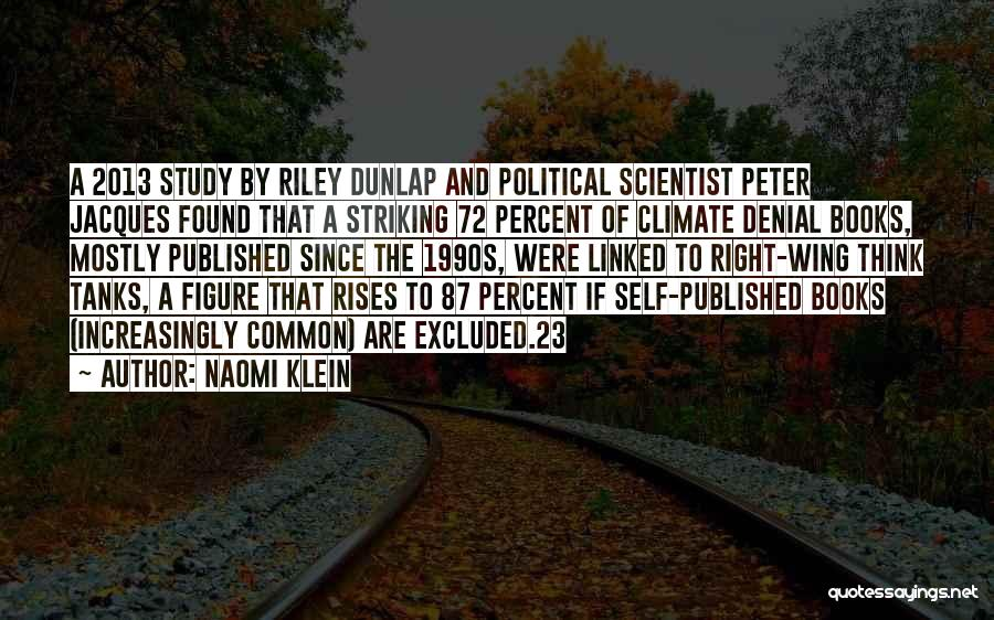 Peter's Denial Quotes By Naomi Klein