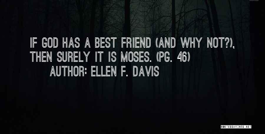 Pg-13 Quotes By Ellen F. Davis
