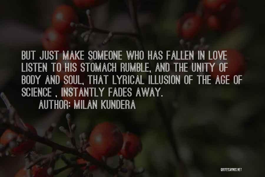 Pg-13 Quotes By Milan Kundera