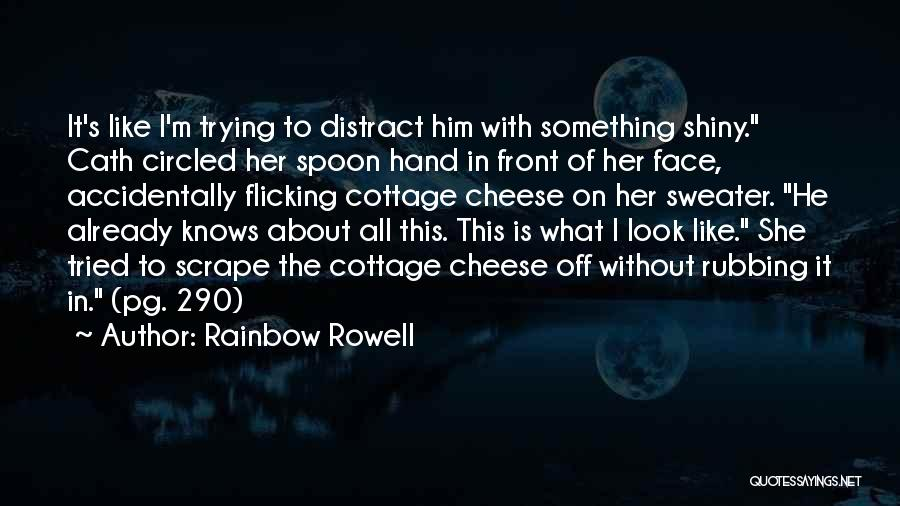 Pg-13 Quotes By Rainbow Rowell