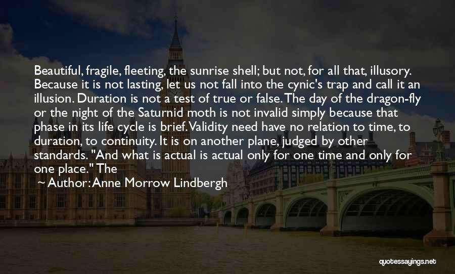 Phase Of Life Quotes By Anne Morrow Lindbergh