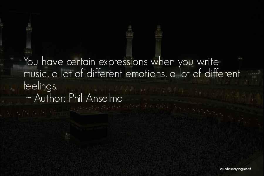 Phil Anselmo Quotes 1375498