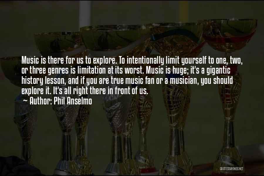 Phil Anselmo Quotes 1383160