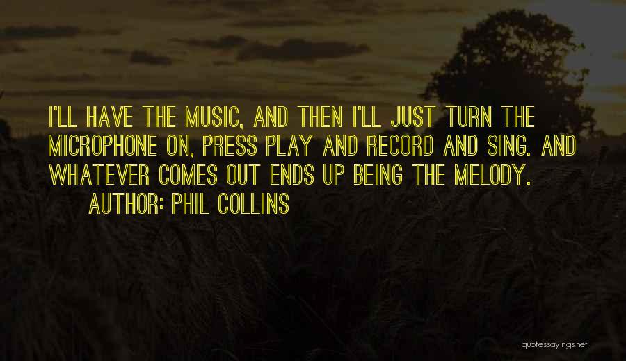 Phil Collins Quotes 1704053