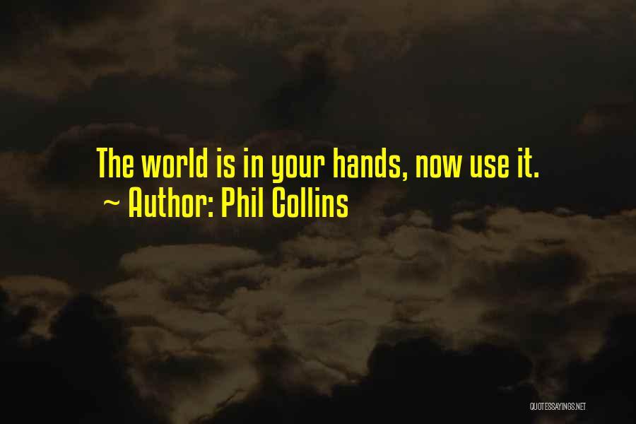 Phil Collins Quotes 1780253