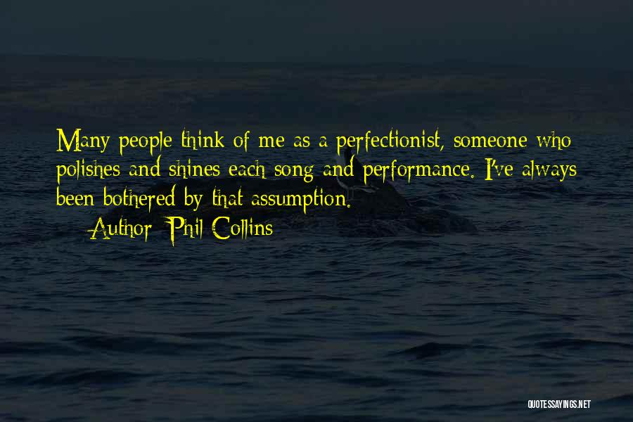 Phil Collins Quotes 207455