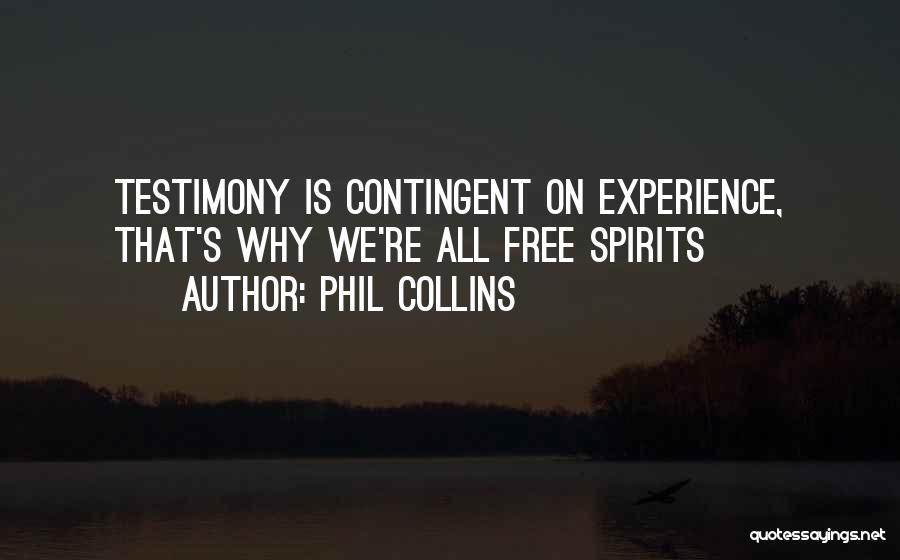 Phil Collins Quotes 353704