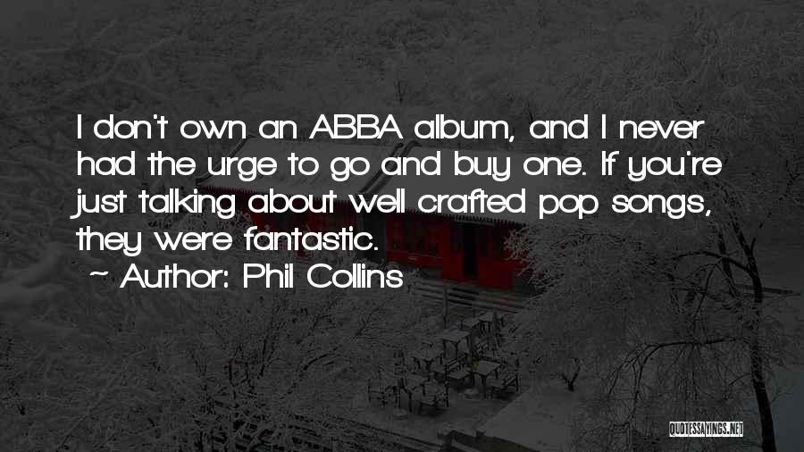 Phil Collins Quotes 375418